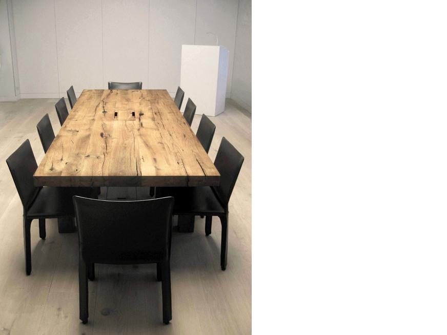Buchholz Berlin - Tische & Möbel - Projekte